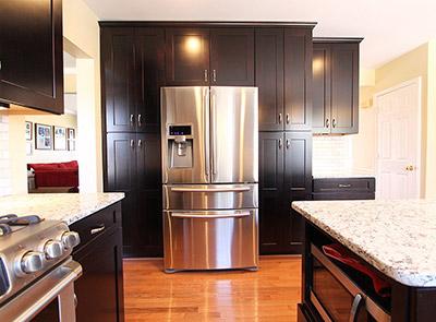 Kitchen Remodel In Gainesville Va By Ramcom Kitchen Amp Bath
