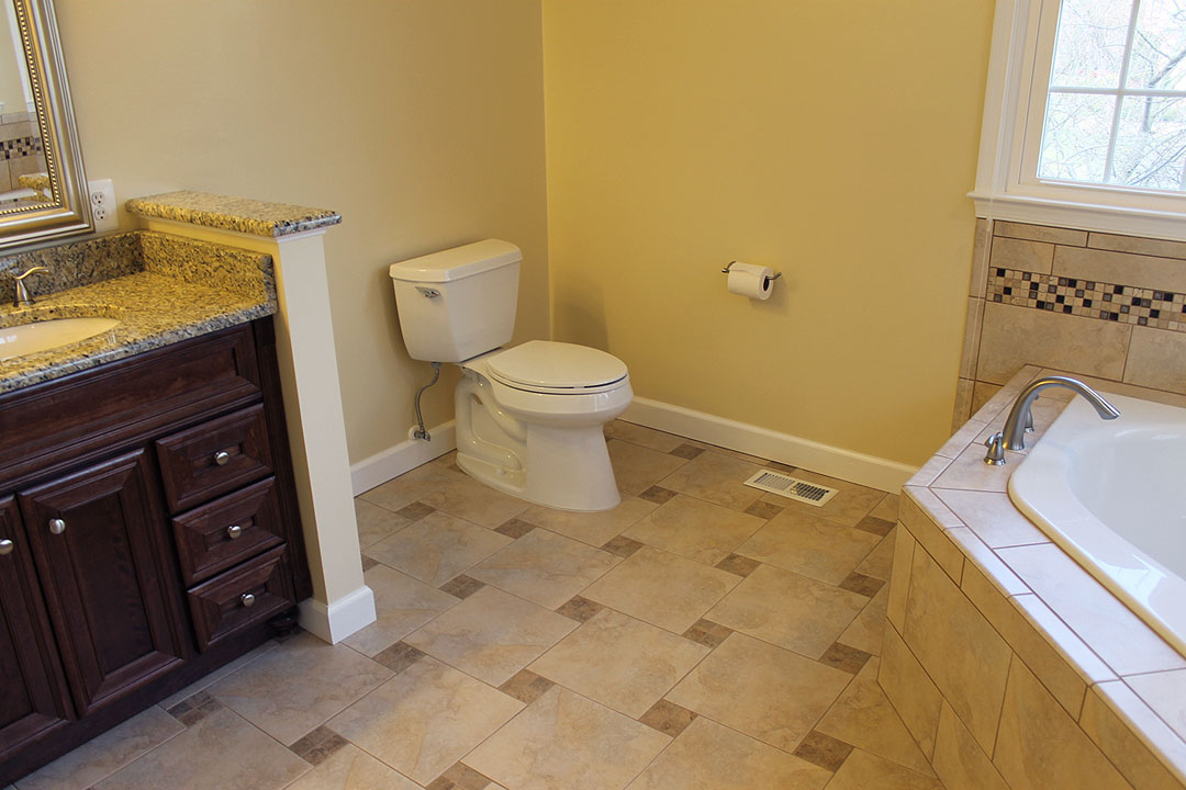 Bathroom Remodel Reston Va Contractors Ramcom Kitchen Bath