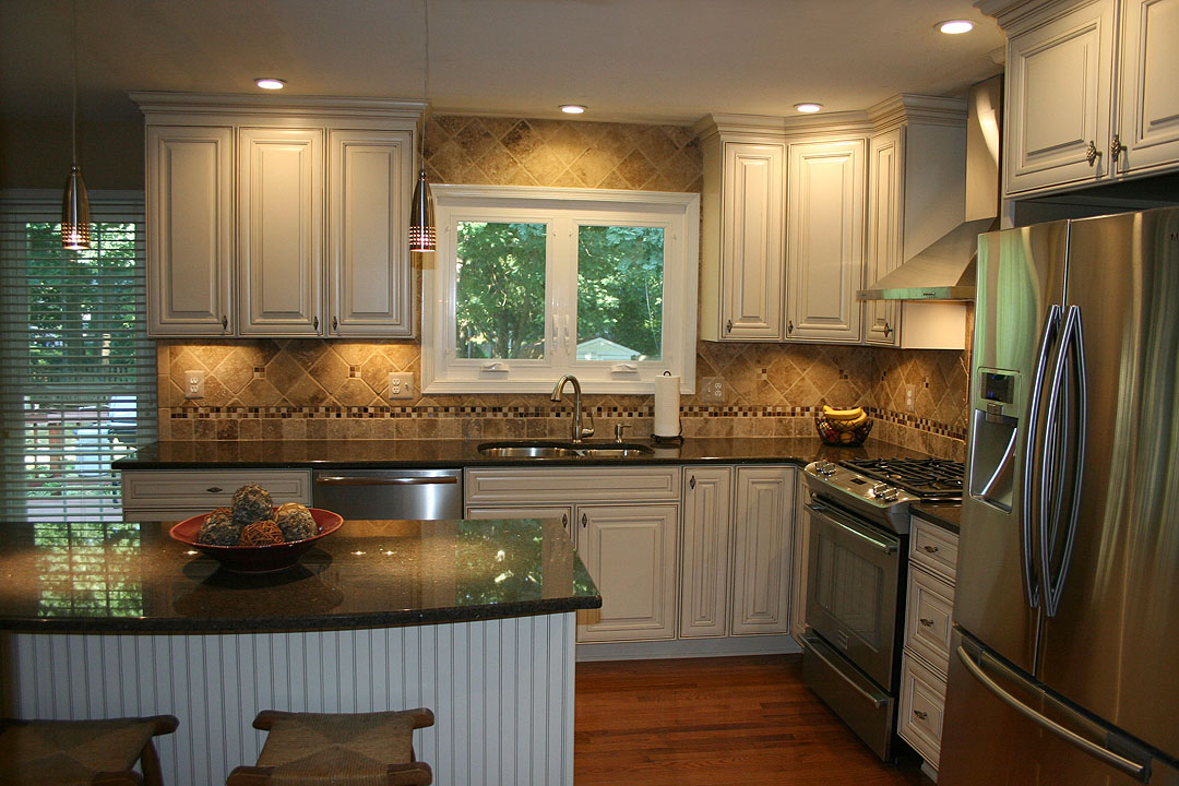 Kitchen Remodel In Gainesville VA By Ramcom Kitchen & Bath
