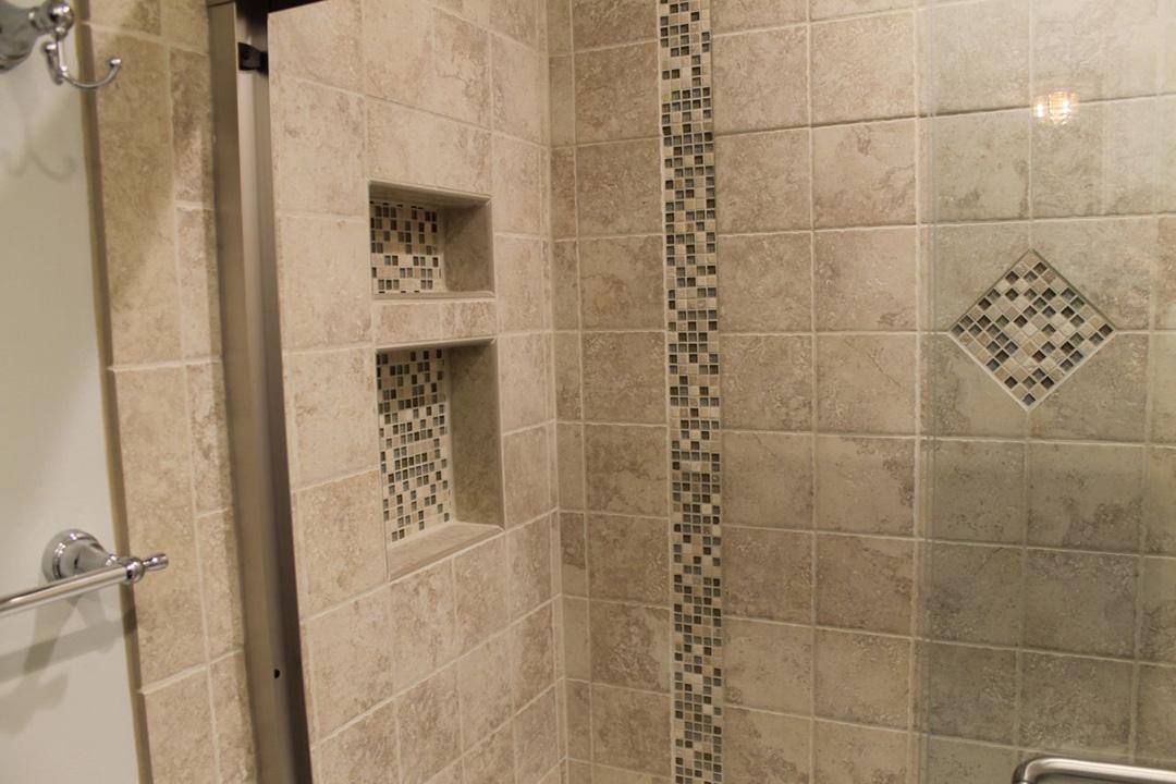 Bathroom remodel in Gainesville VA by Ram Kitchen