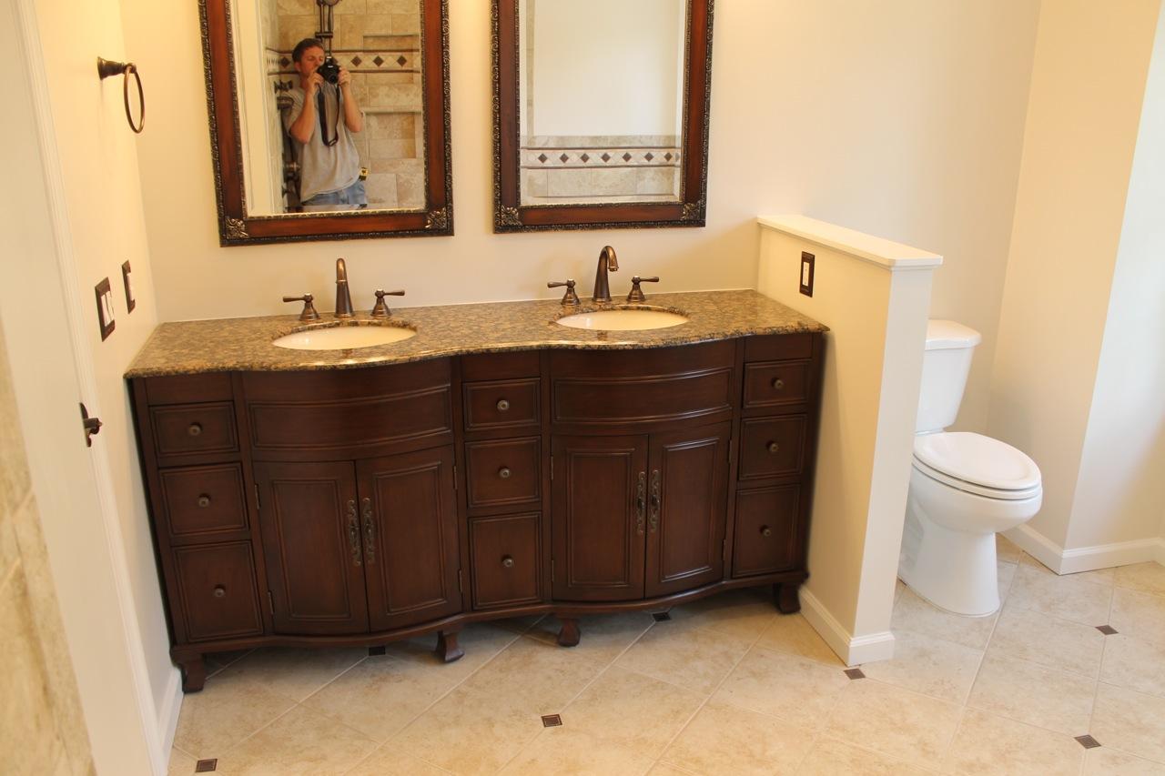 Bathroom remodel Gainesville VA Contractors Ram
