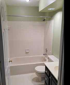 Bathroom remodel in gainesville va contractors ramcom for Bathroom remodel gainesville fl