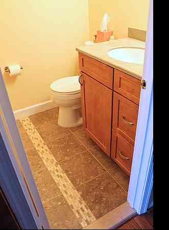 Bathroom remodel in Gainesville VA Ram Kitchen & Bath