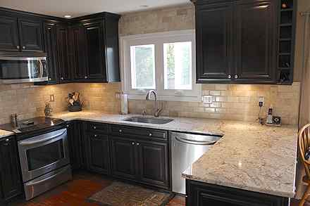 Kitchen Remodel In Gainesville Va By Contractors Ramcom Kitchen Bath