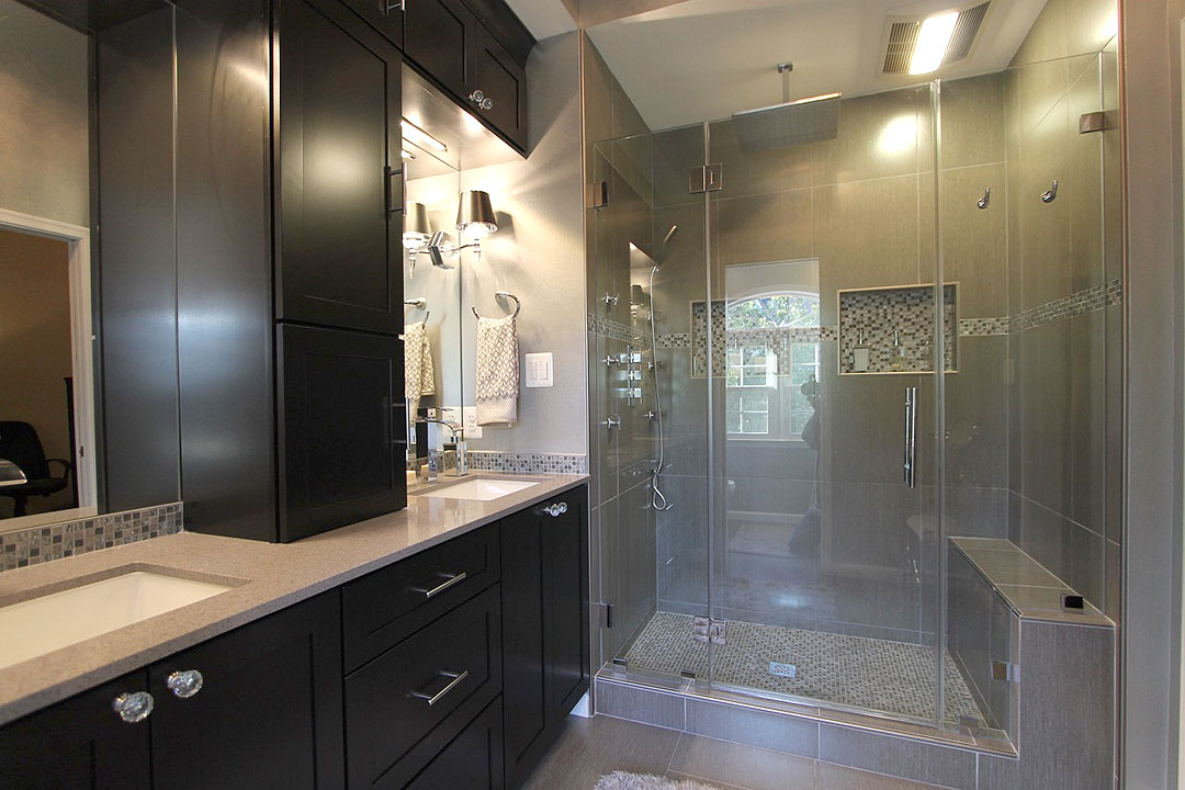 Fairfax Va Bathroom Remodel By Ramcom Kitchen Amp Bath