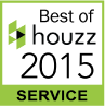 Ramcom Kitchen and Bath Wins Best of Houzz 2015