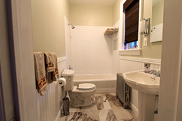 Manassas Virginia Bathroom Remodel By Ramcom Kitchen And Bath Contractor